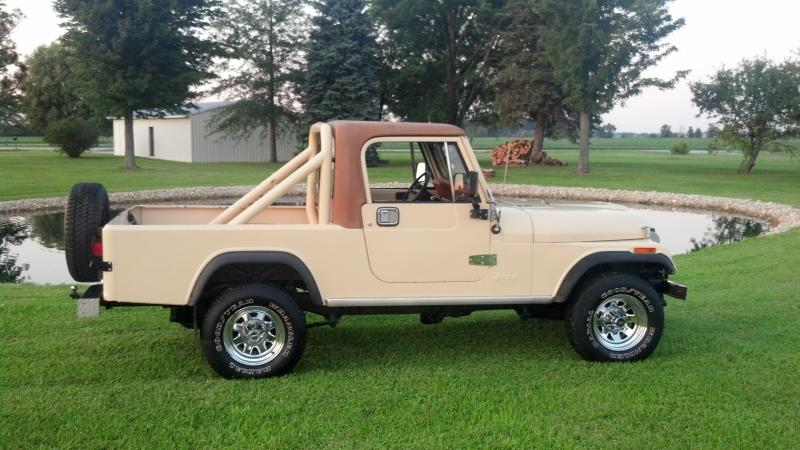 Jeep Project For Sale Rudy's Classic Jeeps LLC - 82 One Family owned Jeep ...