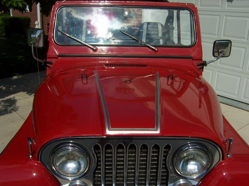 Rudy S Classic Jeeps Llc Unrivaled One Of A Kind 83 Cj7