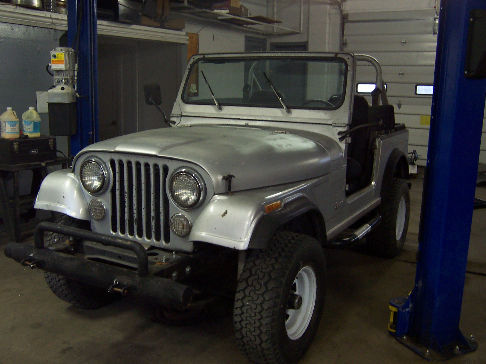 Rudy s Classic Jeeps LLC 85 California CJ7 w New 258 Engine Sold