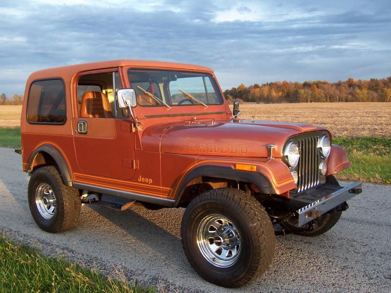 Rudy S Classic Jeeps Llc 36 000 Original Mile 1982