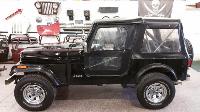 VERY rare original Whitco soft top in better than expected condition