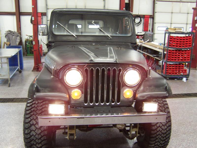 Rudy S Classic Jeeps Llc Sold 1 20 2014 85 Jeep Cj7